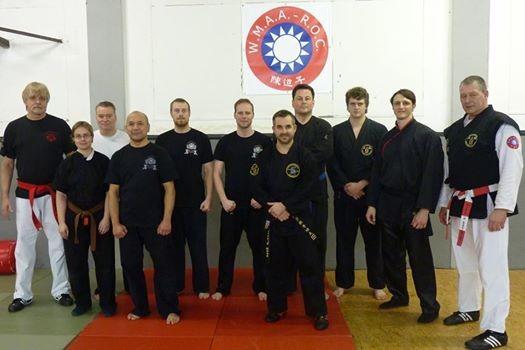 Leergang Tijgerstijl bij Kampfkunst Hu Long