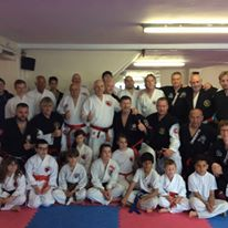 Seminars in Bridlington Martial Arts & Fitness Centre 7 mei 2016