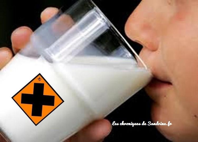 La triste vérité sur le lait