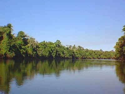 Rio Jamari - Ariquemes