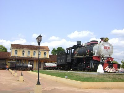 Museu da Estrada de Ferro Maderia Mamoré