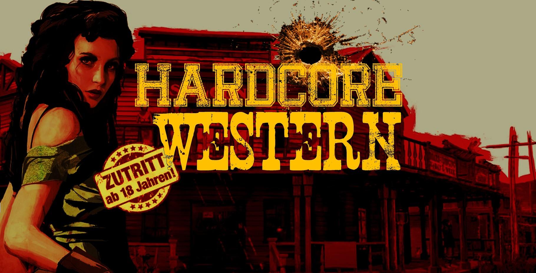 Hardcore Western Roman Serie Apex Verlag