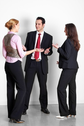 Selbstbewusst, souverän und freundlich kommunizieren