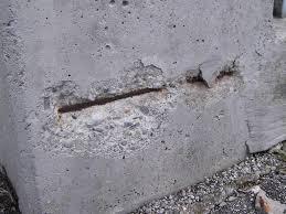 Tiefenhydrophobierung, Korrosionsschutz für Bewerhungseisen, Rostschutz für Beton, Abplatzungen, Löcher, Schäden, Fehler, rosten, hydrophobieren, Nässeschutz,