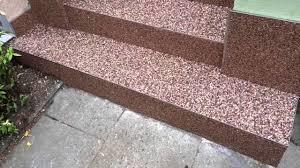Steintppiche, Renovierung, Stiegen, Balkon, Farbauswahl, farbig, färbig, erneuern, verschönen