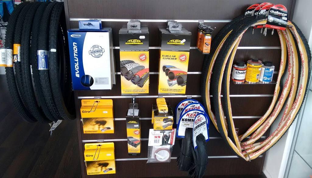 Componentes ciclocross