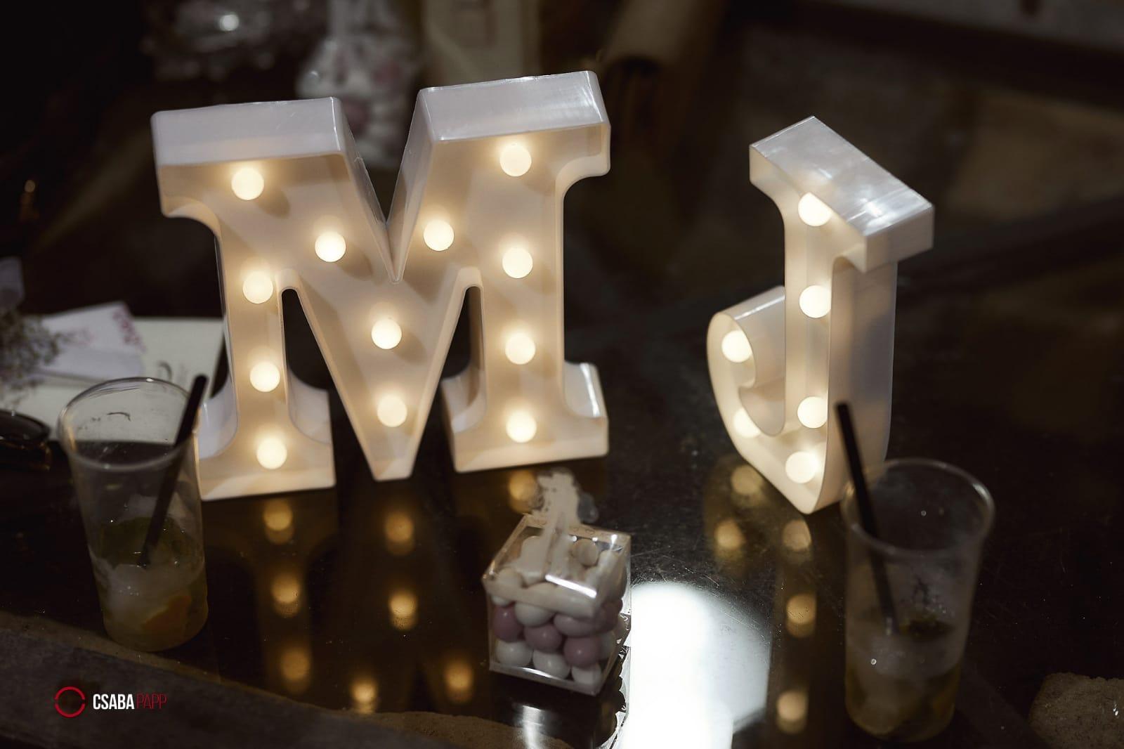 lettere-led-matrimonio