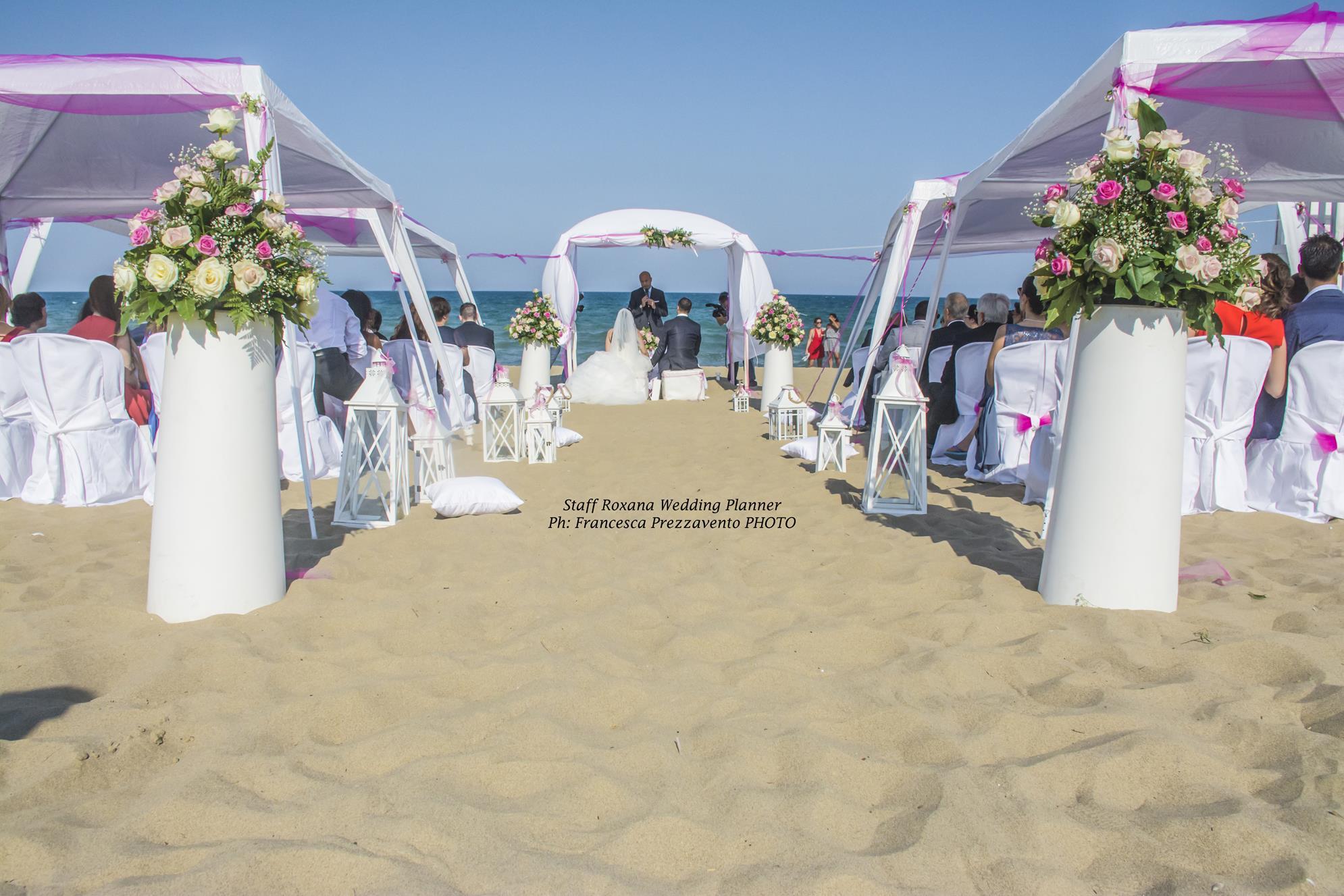 matrimonio-in-spiaggia-catania-rosa