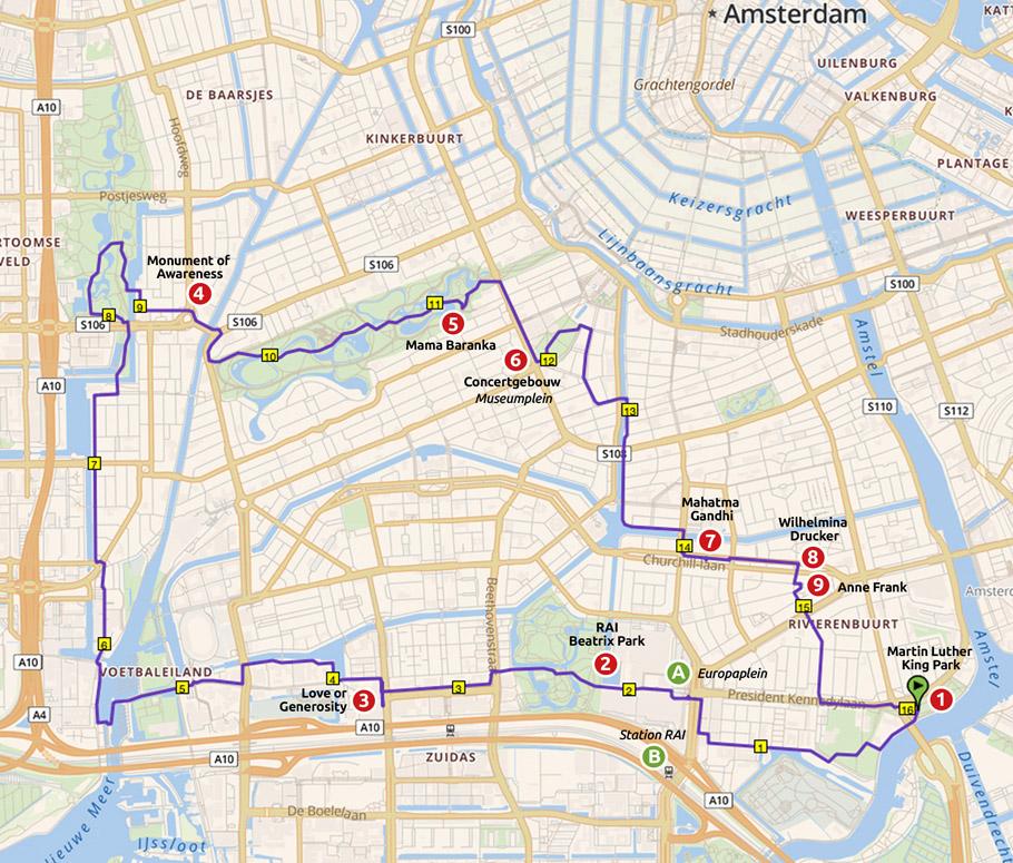Runnermaps.nl, route 148358