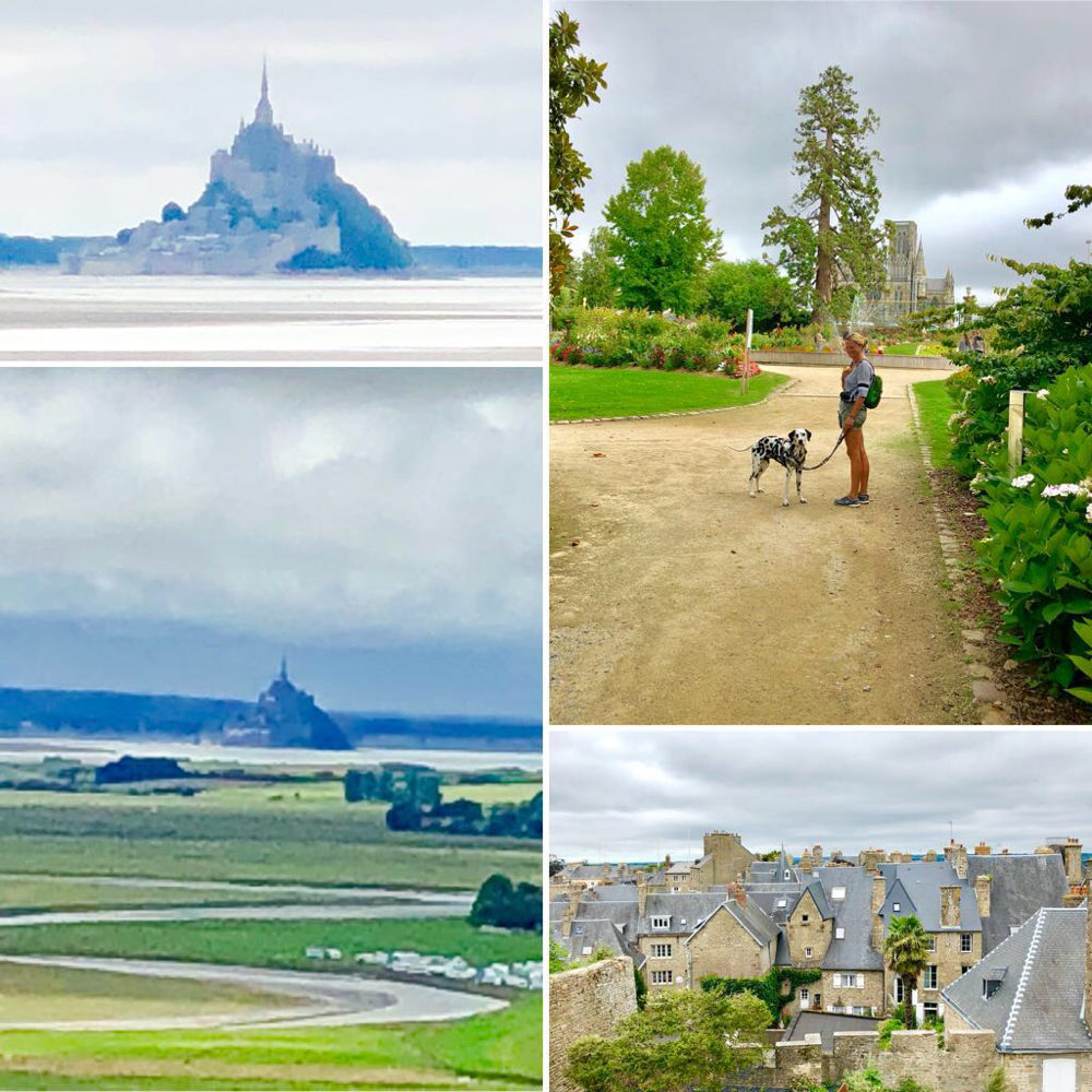Mont Saint Michel & Avranches