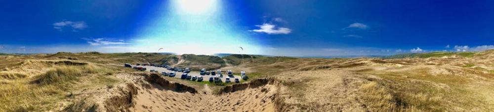 "Dünenstrand ""Mare de Vauville"""
