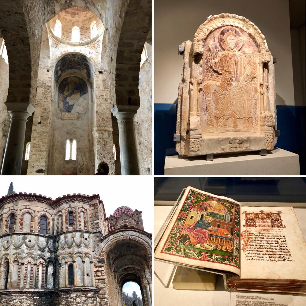 Mystra Kirche & Museum