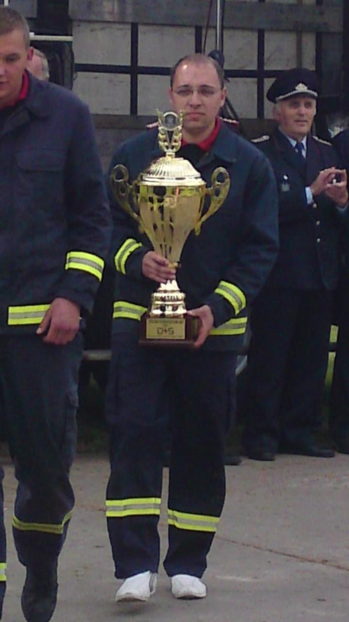 der Pokal Kreisausscheid in Trent 2010