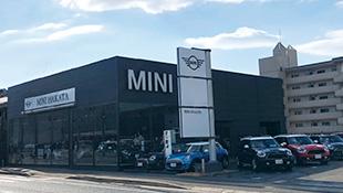 MINIの洗車・車両回送アルバイト(MINI博多)
