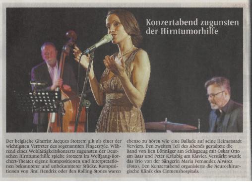 Westfälische Nachrichten, German newspaper, 11/6/14