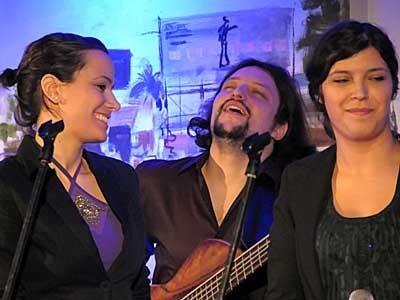 w/ Johnny & Aïcha - Bazar Bizarre