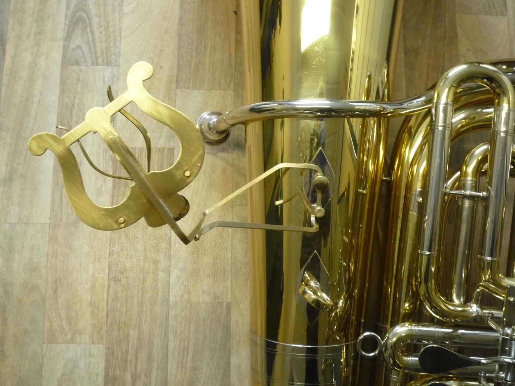 Marschgabel für Tuba