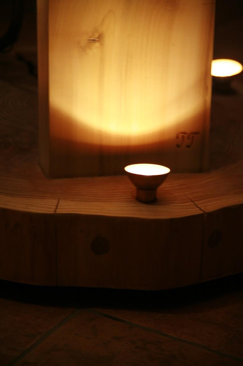 Lampe / indirekt, Leselampe & Deckenfluter
