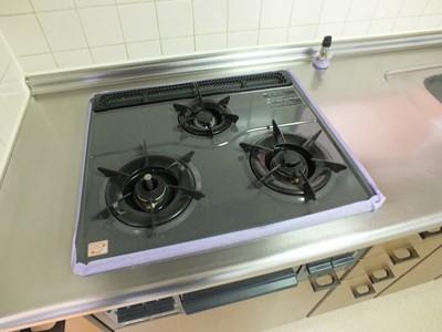 ガスコンロ 交換 クリーニング キッチン