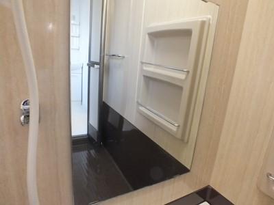 浴室 鏡 洗浄 クリーニング