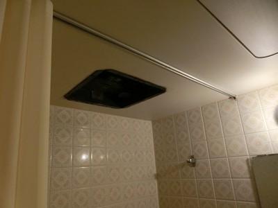 浴室換気扇 交換 三菱 塩ビ サビ