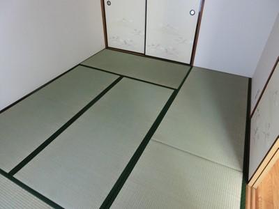 現状回復 ハウスクリーニング 和室 ヤニ クロス 畳 襖 カビ