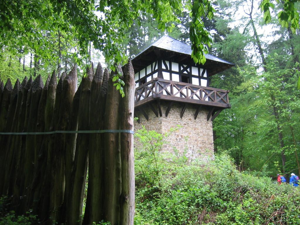 WP 1/54, Auf dem Pulverberg ( Sayn/Bendorf)