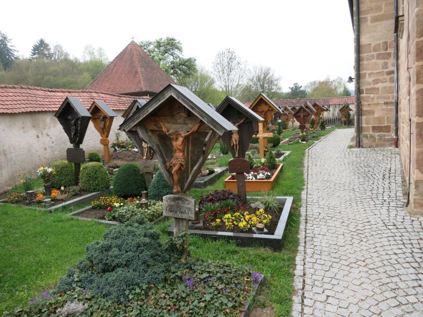 Friedhof von  Dorsbrunn