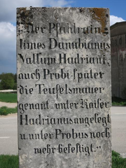 Maxlstein bei Petersbuch