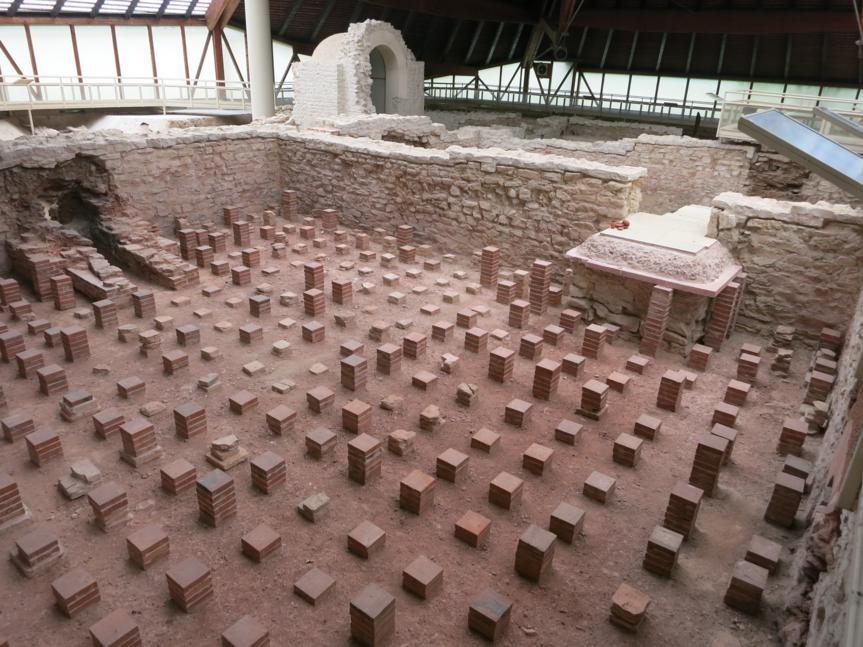 römische Thermen von Weissenburg