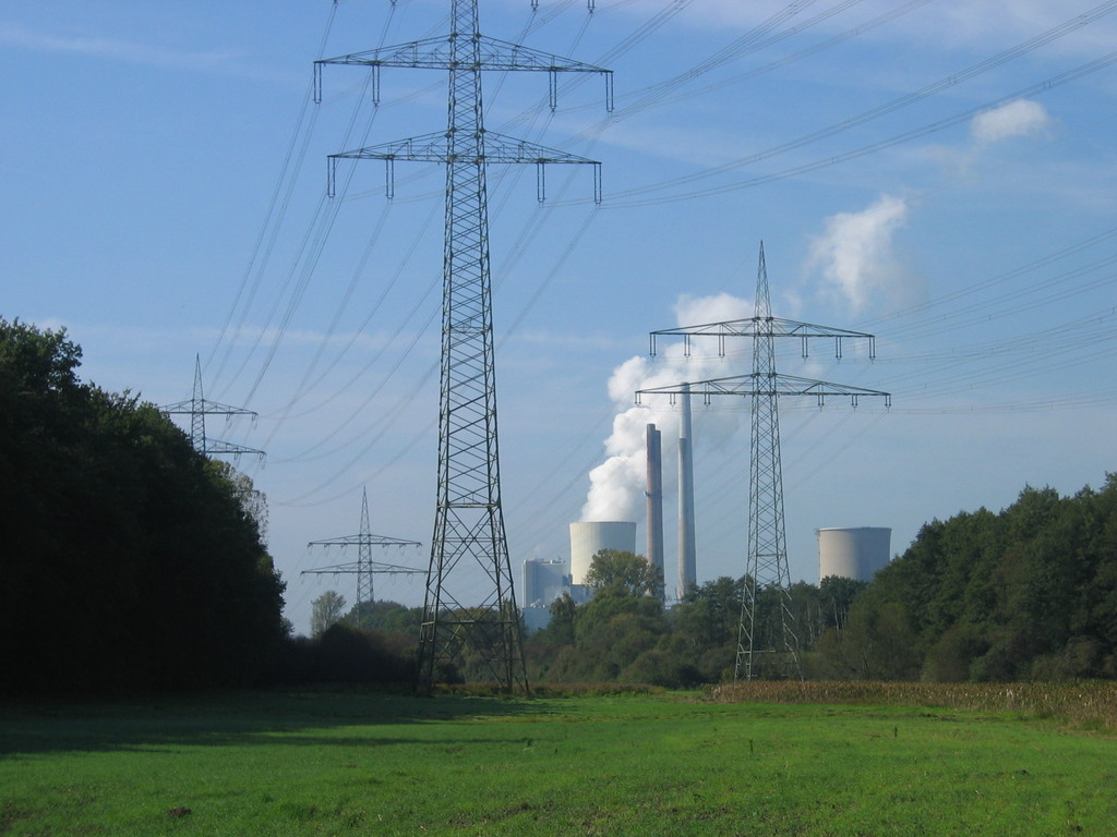 Kraftwerk Staudinger, Hanau