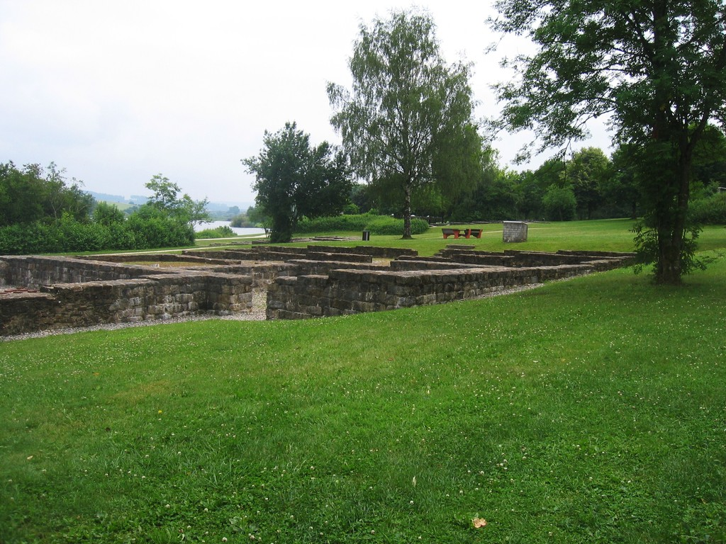 Römerpark Rainau/Buch