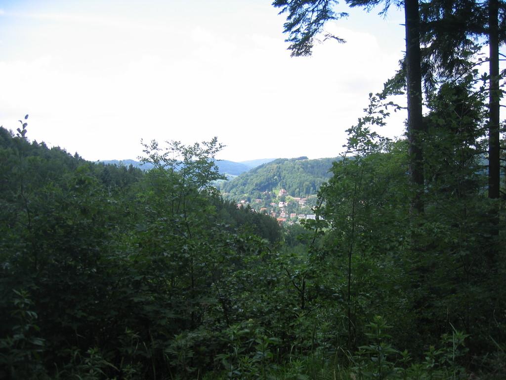 Murrhardt an der Murr