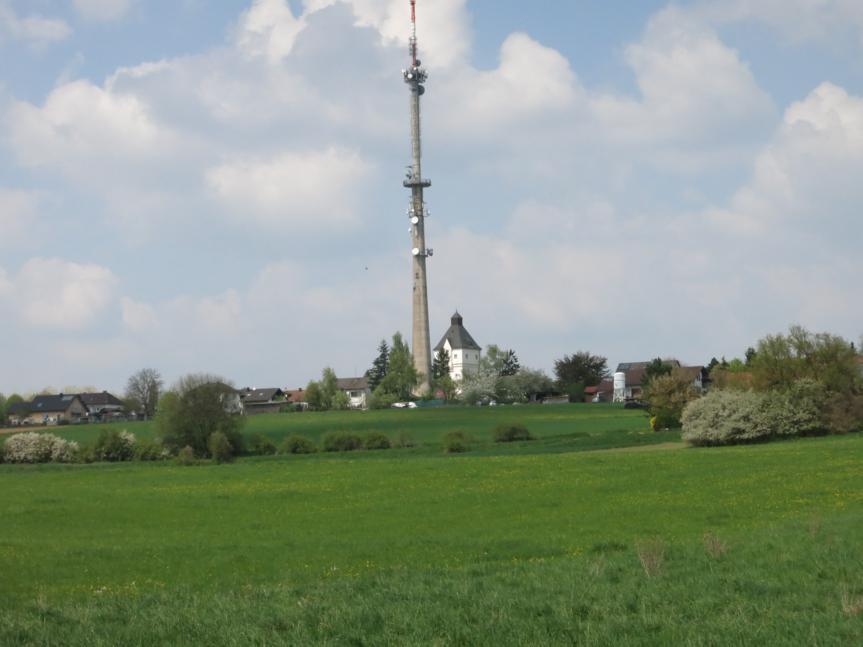 Maibaum in Gelbelsee?