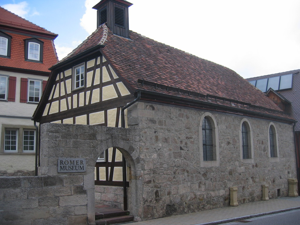 Römer-Museum in Mainhardt
