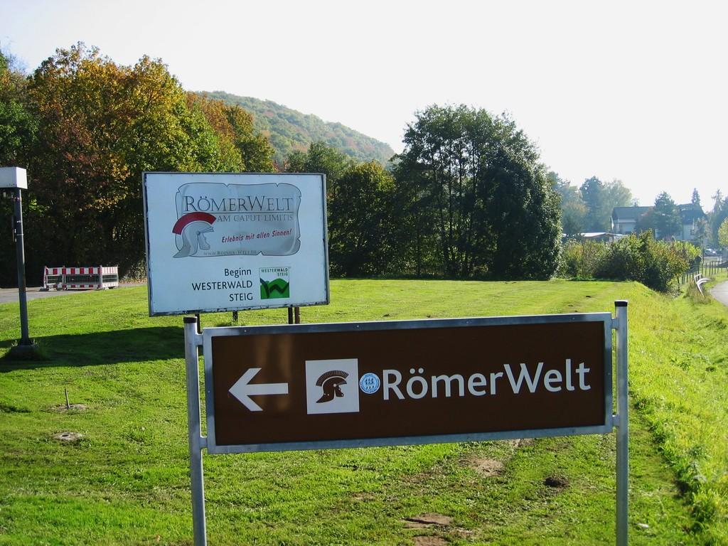 Museum Römerwelt, Rheinbrohl