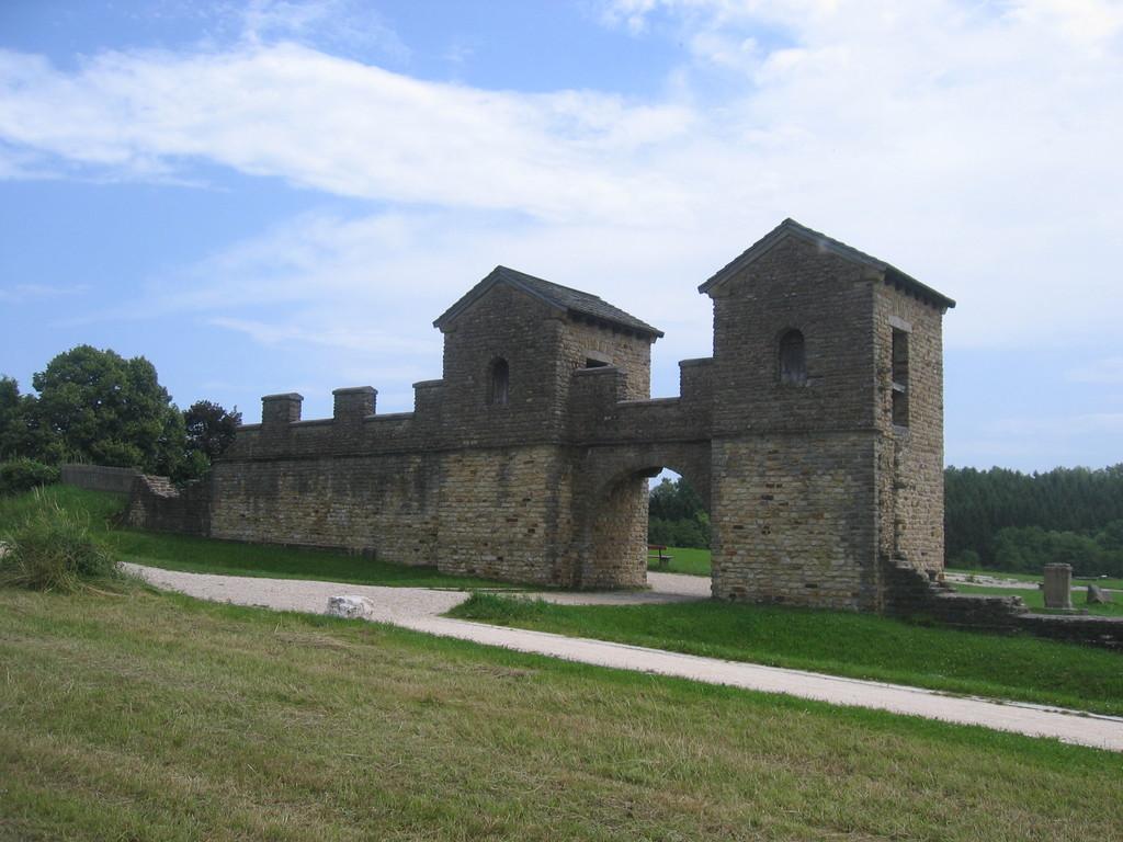 Kastell Welzheim-Ost