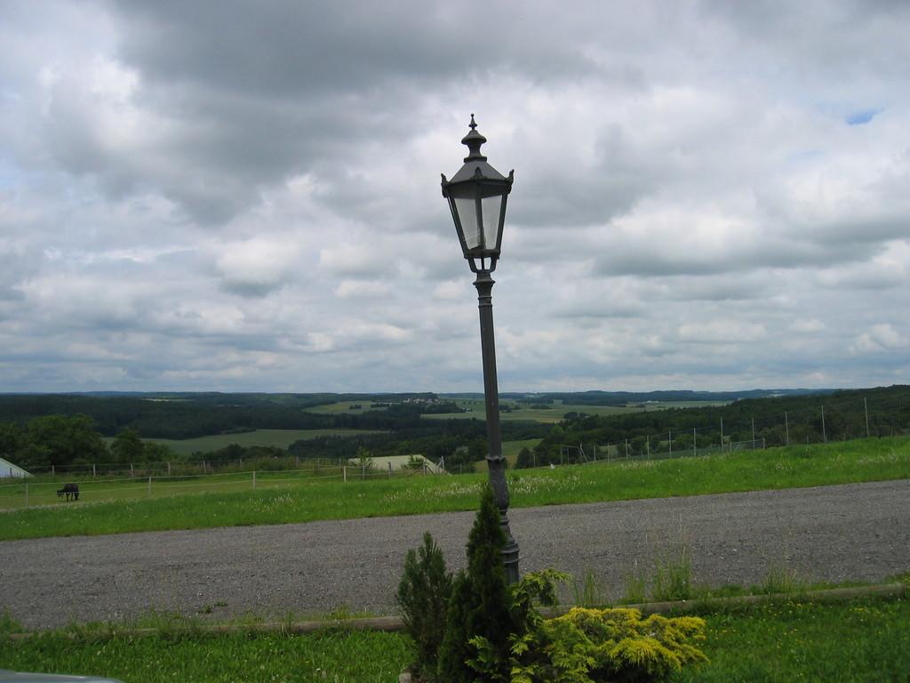 Ausblick von Hotel Märchenwald in Osterburken