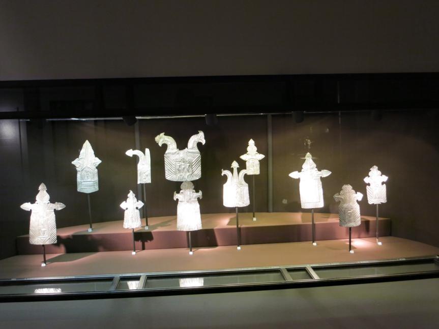 Siberschatz im Weissenburger Römermuseum