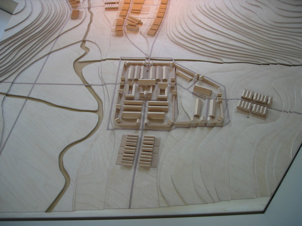 Modell Kastell Osterburken
