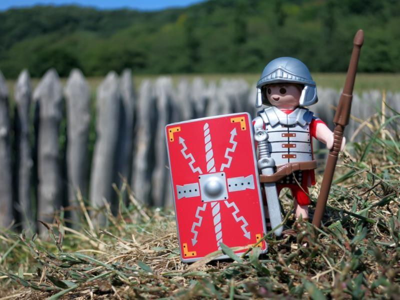 """Kontrolle der Römischen Provinzgrenze """"Keine beonderen Vorkommnisse"""""""