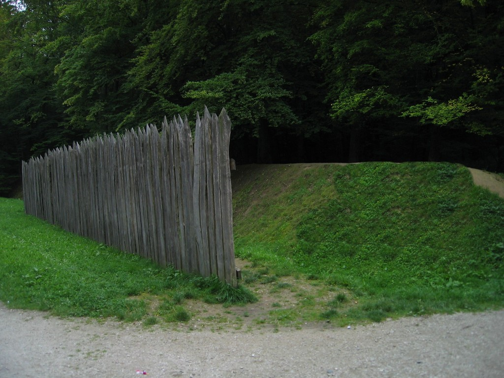 Saalburg Schanzen