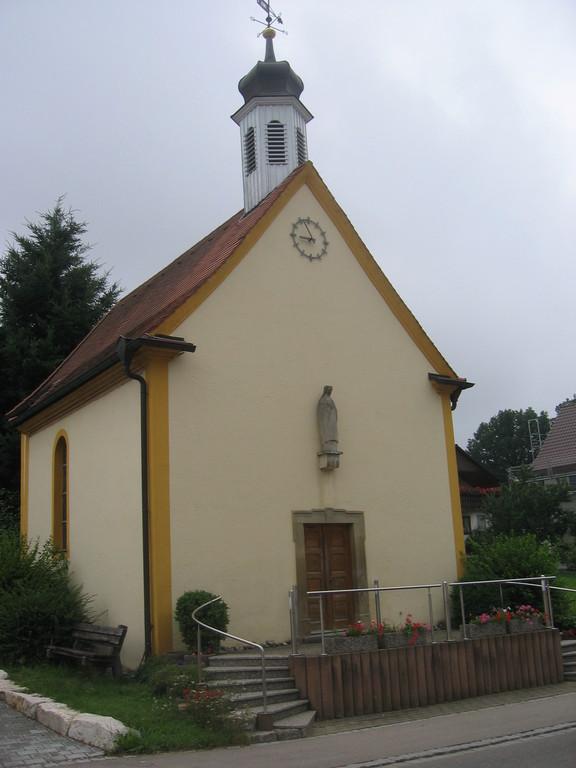 Kirche in Treppach