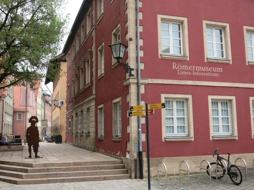 Limesmuseum in Weissenburg