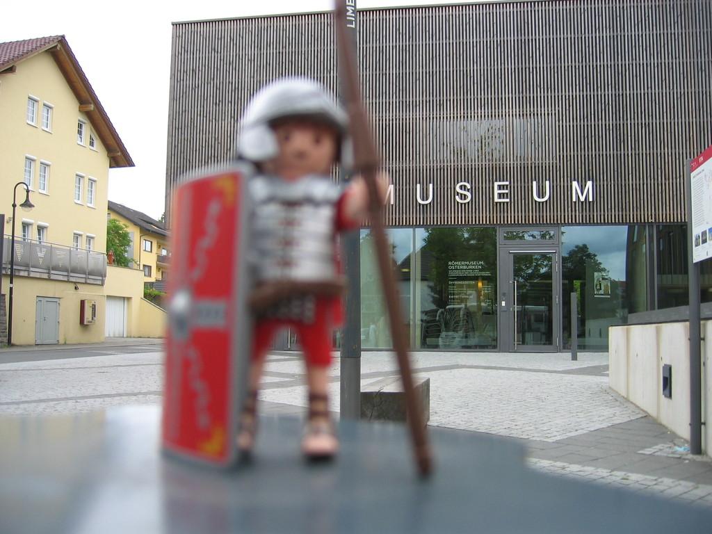 Museum Osterburken (sehr empfehlenswert)