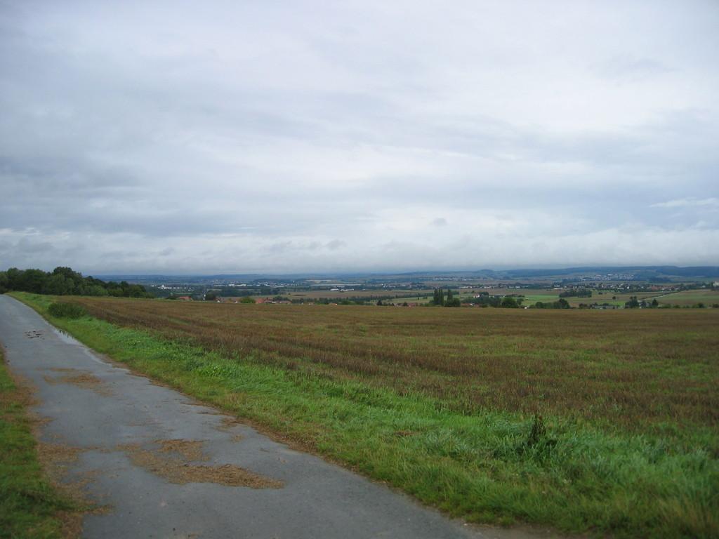 Zwischen Münster und Hochweisel