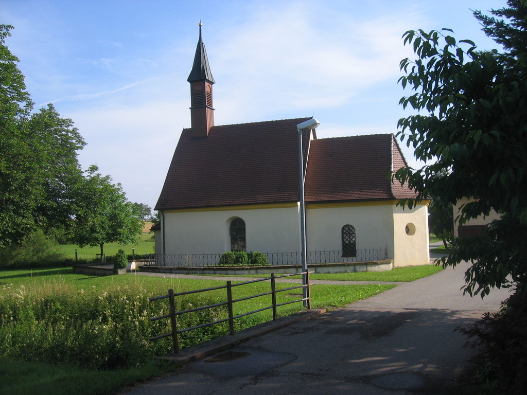 Kapelle in Halheim
