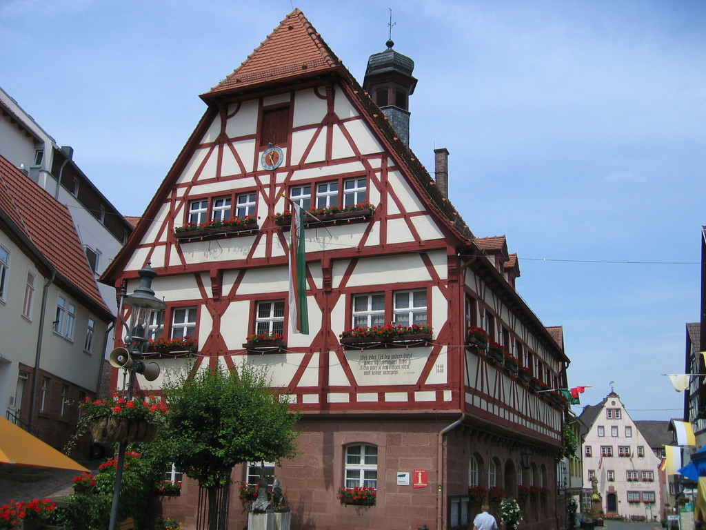 Rathaus Walldürn