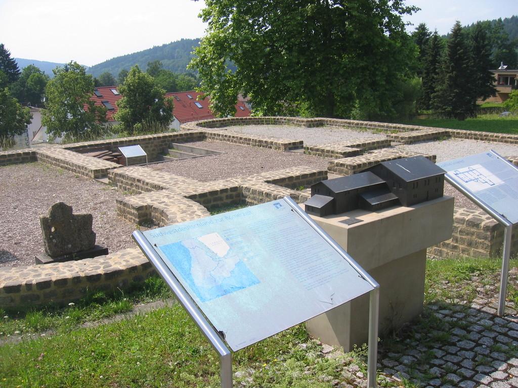 Badegebäude Lager Schirenhof