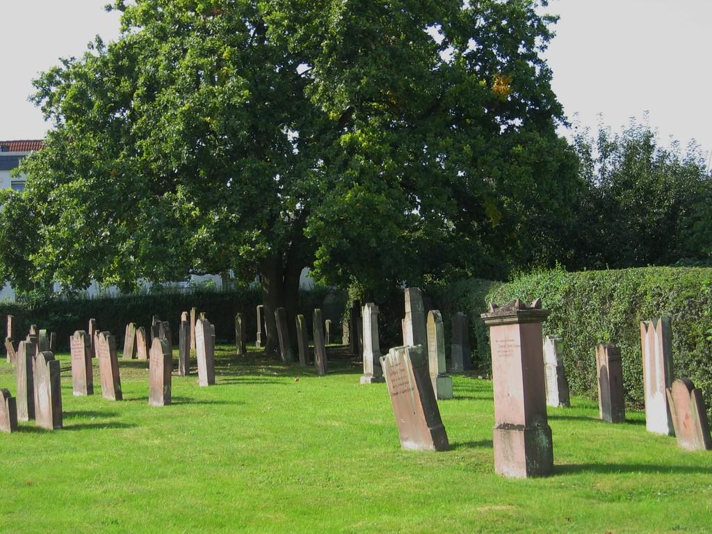 Jüdischer Friedhof, Bisses